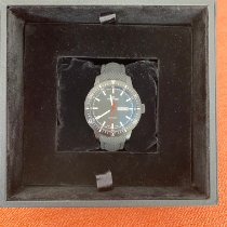 Fortis B-42 Official Cosmonauts pre-owned 42mm Date Weekday Leather