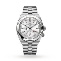 Vacheron Constantin Overseas Dual Time 7900V/110A-B333 New Steel 41mm Automatic