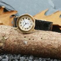 Cartier 1810 Bună Argint 33mm Cuart