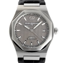Girard Perregaux Steel 38mm Automatic 81005 pre-owned