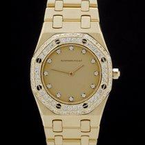 Audemars Piguet Yellow gold 27mm Quartz 6007BA pre-owned