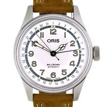 Oris Big Crown Pointer Date new 2021 Automatic Watch with original box and original papers 01 754 7741 4081-Set
