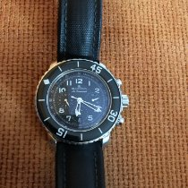 Blancpain Fifty Fathoms 5085F-1130-52 Very good Steel 45mm Automatic