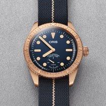Oris Carl Brashear 01 401 7764 3185-Set New Bronze 40mm Automatic United States of America, New York, New York