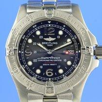 Breitling Superocean Steelfish Acero 44mm Negro