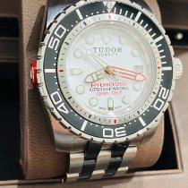 Tudor Hydronaut Steel 45mm Black No numerals United States of America, Texas, Farmers Branch