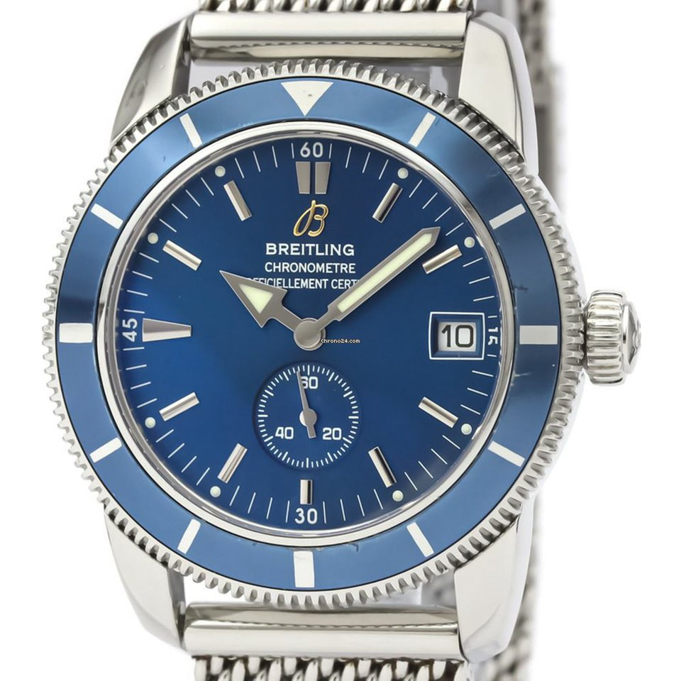 Breitling A37320 pre-owned