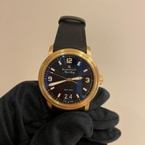 Blancpain Oro rosa 40mm Negro