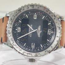 Breitling Chronospace Steel 43mm Black Arabic numerals India, MUMBAI