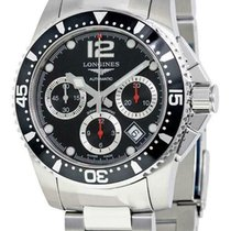 Longines Steel 41mm Automatic L37444566 L3.744.4.56.6 new United States of America, New York, Monsey