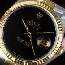 Rolex 16233 Gold/Steel 1990 Datejust 36mm pre-owned United States of America, California, Sherman Oaks