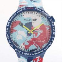 Swatch 47mm Quartz pre-owned