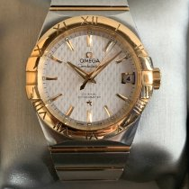 Omega Constellation Men Steel 38mm Silver Malaysia, Georgetown, penang