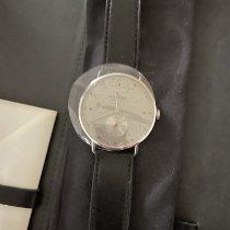 NOMOS Metro Neomatik pre-owned 38.5mm Leather