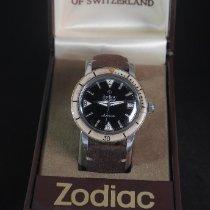 Zodiac Sea Wolf 722-946 Good Steel 35mm Automatic Indonesia, JIMBARAN