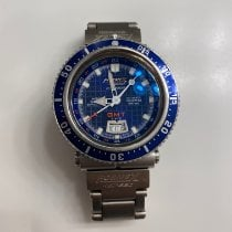 Formex pre-owned Automatic 47.5mm Blue Sapphire crystal 30 ATM