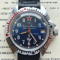 Vostok Сталь 44mm Механические 500948 подержанные Россия, Минусинск