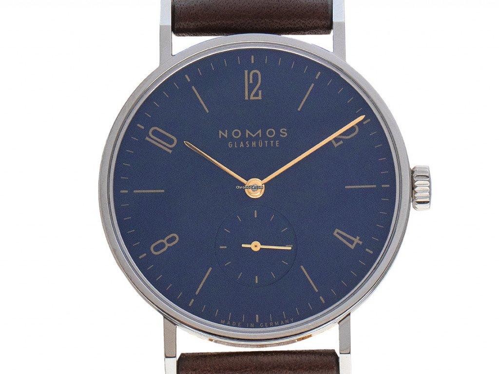 NOMOS Tangente 132 2021 pre-owned