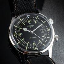 Longines Legend Diver L3.674.4 Very good Steel 42mm Automatic