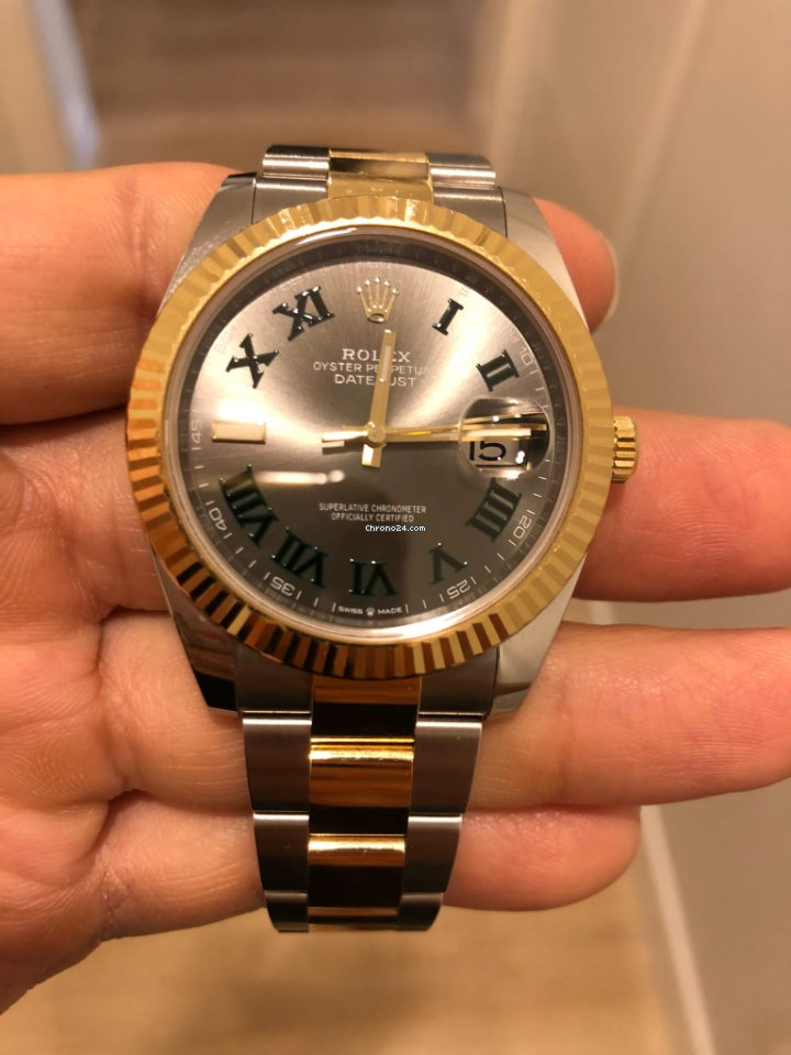 Rolex Datejust II 116333 2020 usados