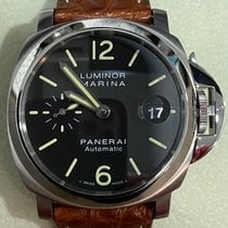 Panerai Steel 40mm Automatic PAM 00048 pre-owned Singapore