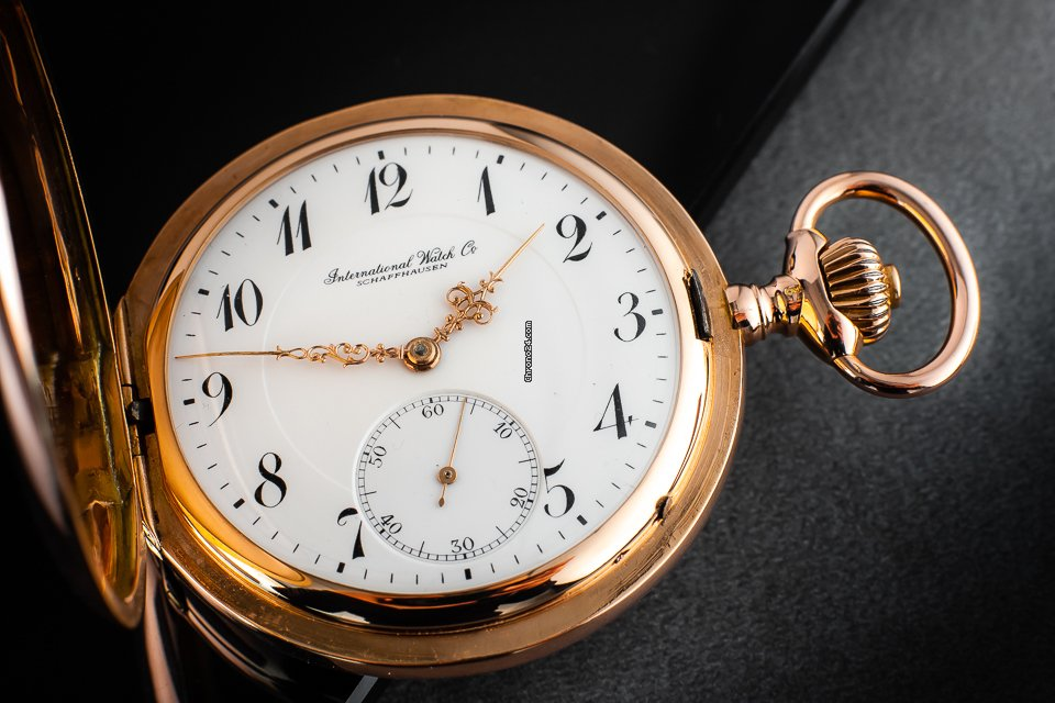 IWC 1906 pre-owned
