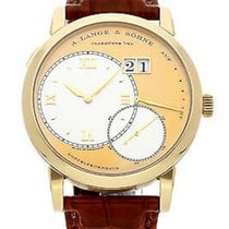 A. Lange & Söhne Yellow gold 41mm Automatic 115.021 pre-owned