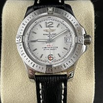 Breitling Colt Lady Staal 33mm Zilver