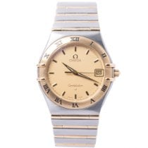 Omega Constellation Day-Date Gold/Steel 32mm Gold United Kingdom, Newcastle Upon Tyne