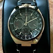Citizen Promaster pre-owned 45mm Leather
