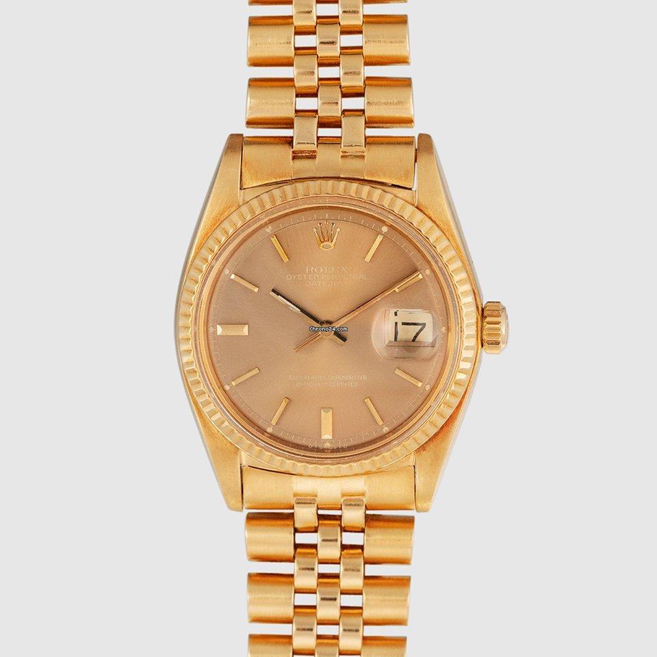 Rolex Datejust 1601 1975 używany