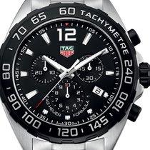 TAG Heuer Formula 1 Quartz новые 2021 Кварцевые Хронограф Часы с оригинальными документами и коробкой CAZ1010.BA0842