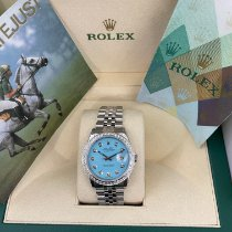 Rolex 16220 Steel 2004 Datejust 36mm pre-owned United States of America, California, Los Angeles