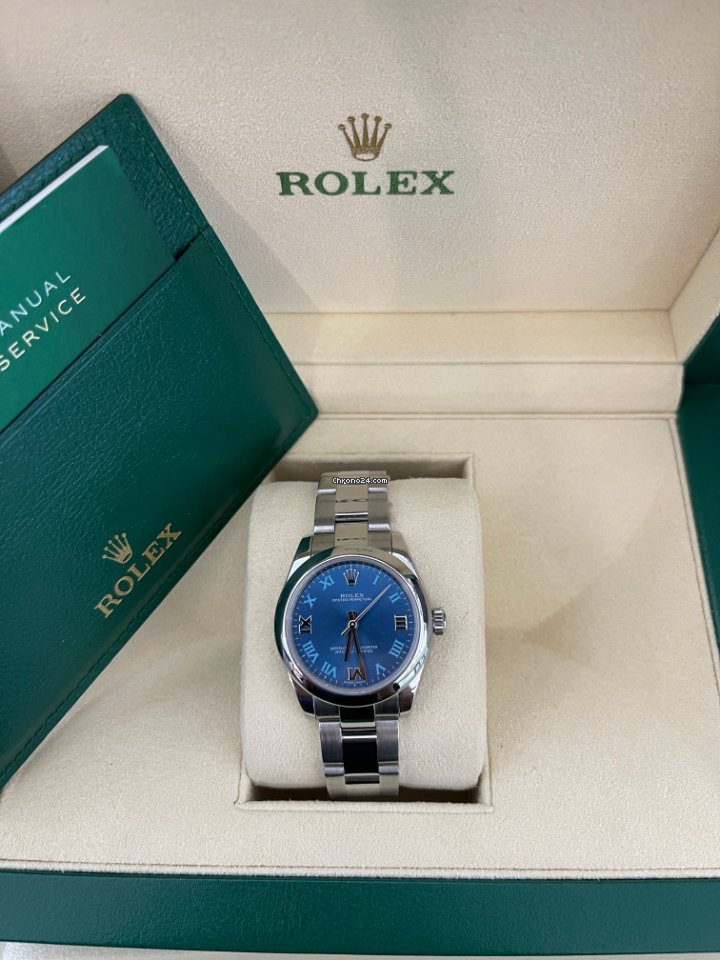 Rolex Oyster Perpetual 31 177200 2017 pre-owned