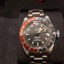 Tudor Black Bay GMT Steel Black No numerals