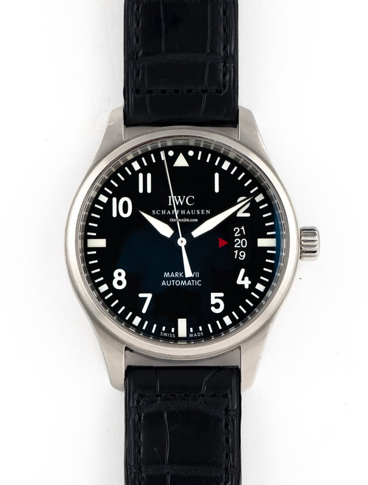 IWC Pilot Mark IW326501 2016 pre-owned