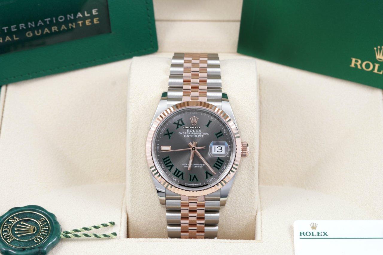 Rolex Datejust 126231 2021 new