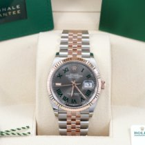 Rolex Datejust Gold/Steel 36mm Brown United States of America, California, Los Angeles