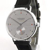 NOMOS Metro Neomatik new Automatic Watch with original box and original papers 1114