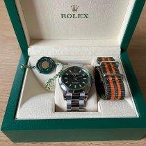 Rolex Milgauss Stahl 40mm Schwarz Keine Ziffern Deutschland, Willich