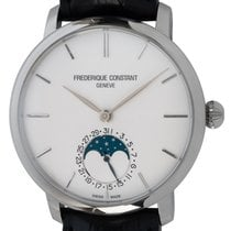 Frederique Constant Steel 42mm Automatic Slimline Moonphase pre-owned United States of America, Texas, Austin