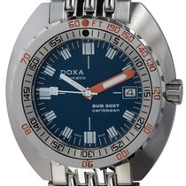 Doxa Steel 43mm Automatic 879.10.201.10 pre-owned United States of America, Texas, Austin