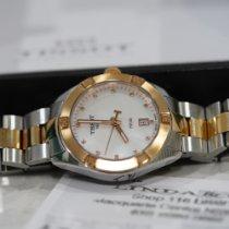 Tissot 36mm Quartz T101.910.22.111.00 Mother of Pearl PR100 Rose Gold pre-owned Australia, Auburn