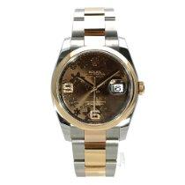 Rolex Datejust 116201 Ungetragen Gold/Stahl 36mm Automatik Deutschland, Bietigheim-Bissingen