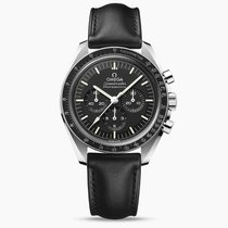 Omega 310.32.42.50.01.002 Staal 2021 Speedmaster Professional Moonwatch 42mm nieuw