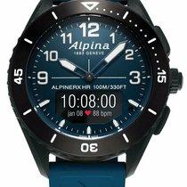 Alpina Alpiner 47mm Синий Aрабские