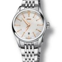 Oris Artelier日期28mm自动新手表原装盒和原纸2021