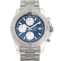 Breitling Colt Chronograph Automatic Steel 44mm Blue