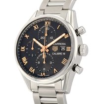 TAG Heuer Steel 41mm Automatic CBK2113.BA0715 pre-owned