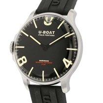 U-Boat Otel 44mm Cuart 8463R nou
